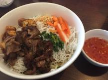 Pho Thanh My Bun bowl